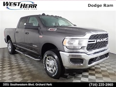 New 2019 Ram 3500 TRADESMAN CREW CAB 4X4 6'4 BOX Crew Cab DOT90732 near Buffalo, NY