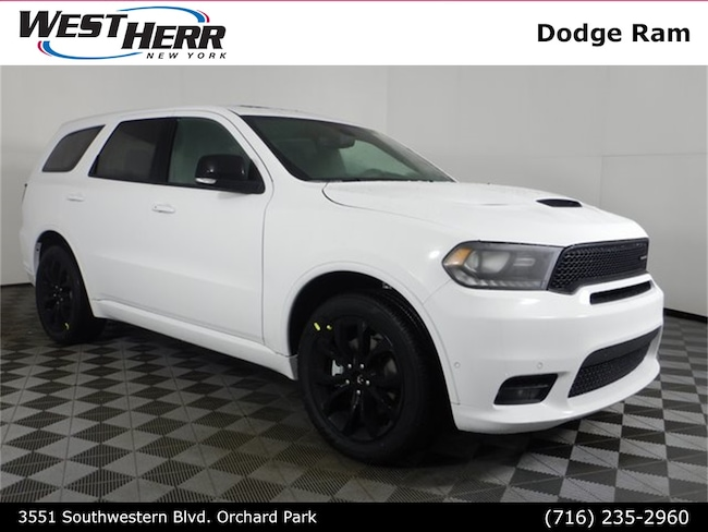 New 2019 Dodge Durango R/T AWD Sport Utility For Sale/Lease Orchard Park, NY