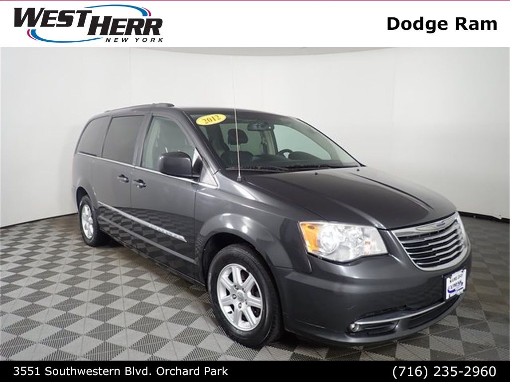 Used 2012 Chrysler Town & Country Touring Van in Orchard Park