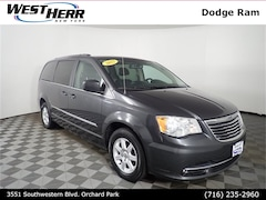2012 Chrysler Town & Country Touring Van