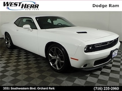 Used 2016 Dodge Challenger SXT Coupe DO19L157 near Buffalo