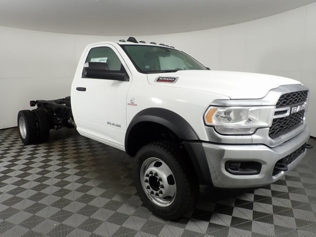 New 2019 Ram 5500 TRADESMAN CHASSIS REGULAR CAB 4X4 168.5 WB Regular Cab For Sale/Lease Orchard Park, NY