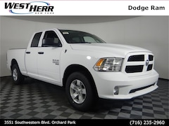 New 2019 Ram 1500 CLASSIC EXPRESS QUAD CAB 4X4 6'4 BOX Quad Cab DOT90204 near Buffalo, NY