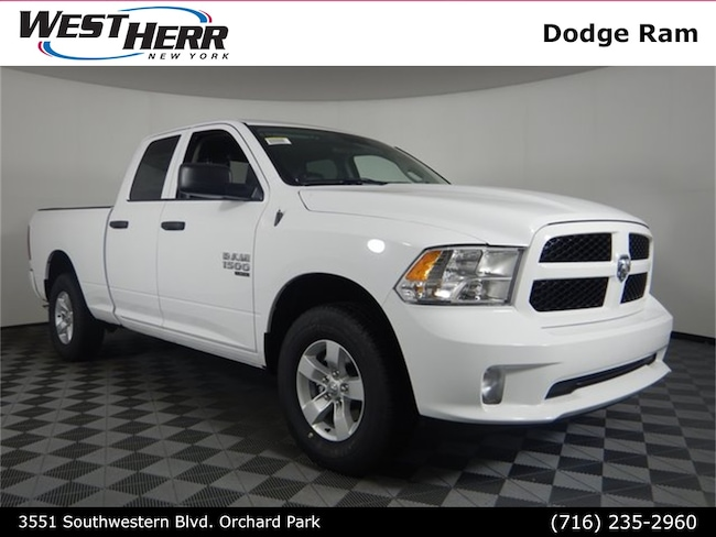 New 2019 Ram 1500 CLASSIC EXPRESS QUAD CAB 4X4 6'4 BOX Quad Cab For Sale/Lease Orchard Park, NY