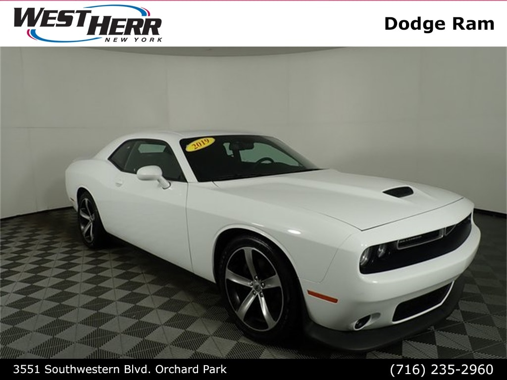 Used 2019 Dodge Challenger R/T Coupe in Orchard Park