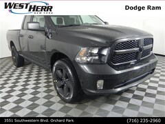 New 2019 Ram 1500 CLASSIC EXPRESS QUAD CAB 4X4 6'4 BOX Quad Cab DOT90509 near Buffalo, NY