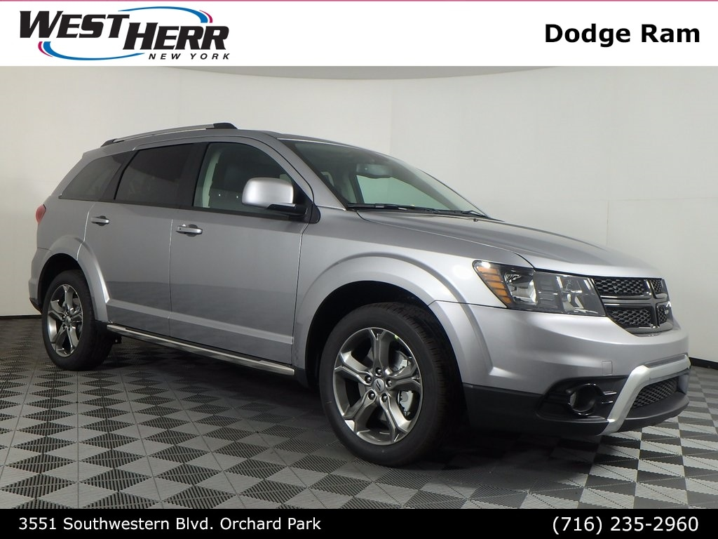 2018 Dodge Journey CROSSROAD AWD Sport Utility