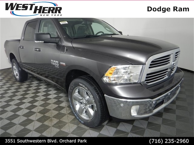 New 2019 Ram 1500 CLASSIC BIG HORN CREW CAB 4X4 5'7 BOX Crew Cab For Sale/Lease Orchard Park, NY