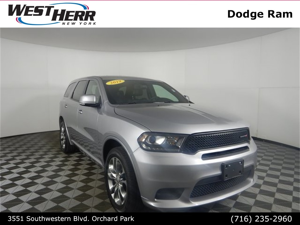 Used 2019 Dodge Durango GT SUV in Orchard Park