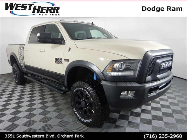New 2018 Ram 2500 POWER WAGON CREW CAB 4X4 6'4 BOX Crew Cab For Sale/Lease Orchard Park, NY