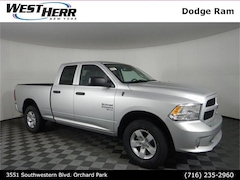 New 2019 Ram 1500 CLASSIC EXPRESS QUAD CAB 4X4 6'4 BOX Quad Cab DOT90326 near Buffalo, NY