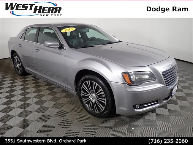Used 2013 Chrysler 300 S Sedan near Buffalo, NY