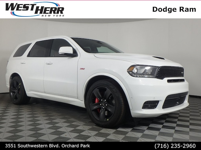 New 2018 Dodge Durango SRT AWD Sport Utility Buffalo NY