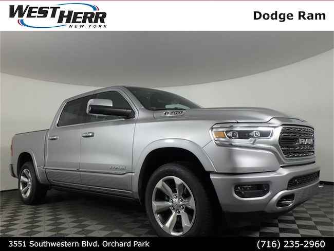 New 2019 Ram 1500 LIMITED CREW CAB 4X4 5'7 BOX Crew Cab For Sale/Lease Orchard Park, NY