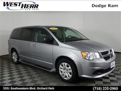 Used 2014 Dodge Grand Caravan SE Van near Buffalo, New York