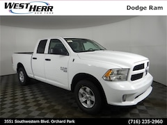 New 2019 Ram 1500 CLASSIC EXPRESS QUAD CAB 4X4 6'4 BOX Quad Cab DOT90628 near Buffalo, NY