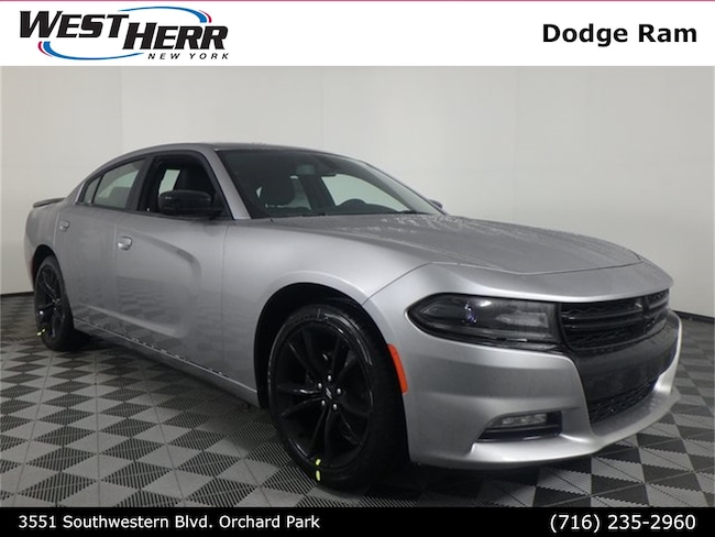 New 2018 Dodge Charger SXT PLUS RWD Sedan Buffalo NY