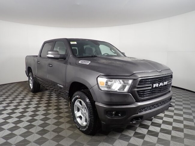 New 2019 Ram 1500 BIG HORN / LONE STAR CREW CAB 4X4 5'7 BOX Crew Cab For Sale/Lease Orchard Park, NY