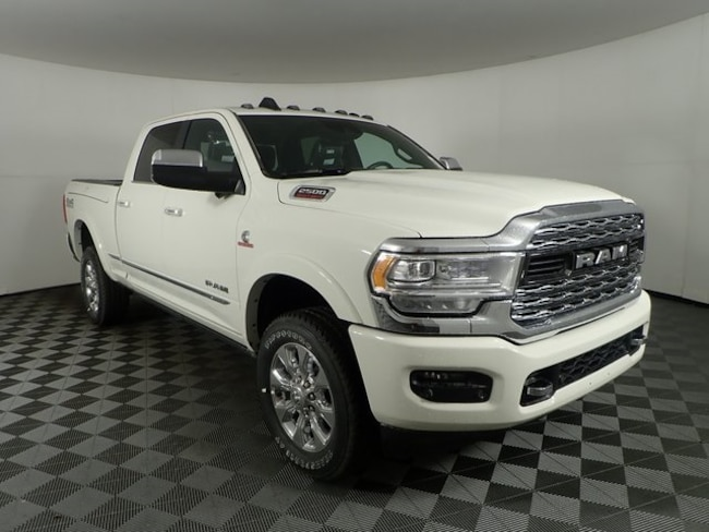 New 2019 Ram 2500 LIMITED CREW CAB 4X4 6'4 BOX Crew Cab For Sale/Lease Orchard Park, NY