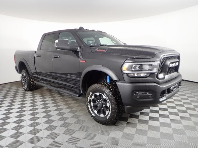 New 2019 Ram 2500 POWER WAGON CREW CAB 4X4 6'4 BOX Crew Cab For Sale/Lease Orchard Park, NY