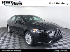New 2019 Ford Fusion SEL Sedan FHL190026 for sale in Hamburg, NY