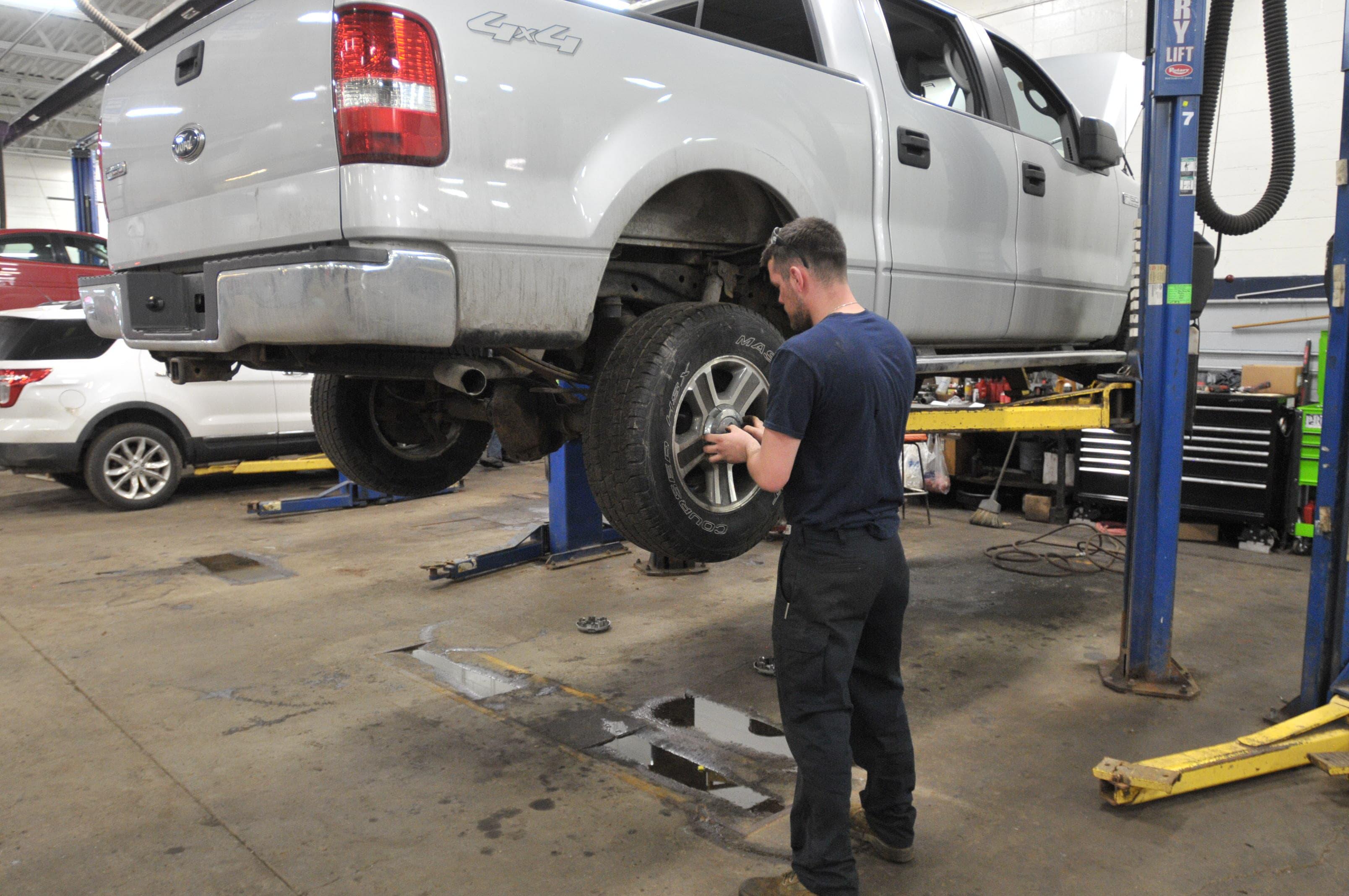 Ford Auto Service & Repair Near Buffalo NY