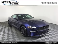 New 2019 Ford Mustang Ecoboost Premium Coupe FHM190051 for sale in Hamburg, NY