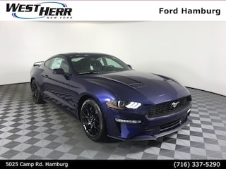 New 2019 Ford Mustang Ecoboost Premium Coupe in Hamburg, NY