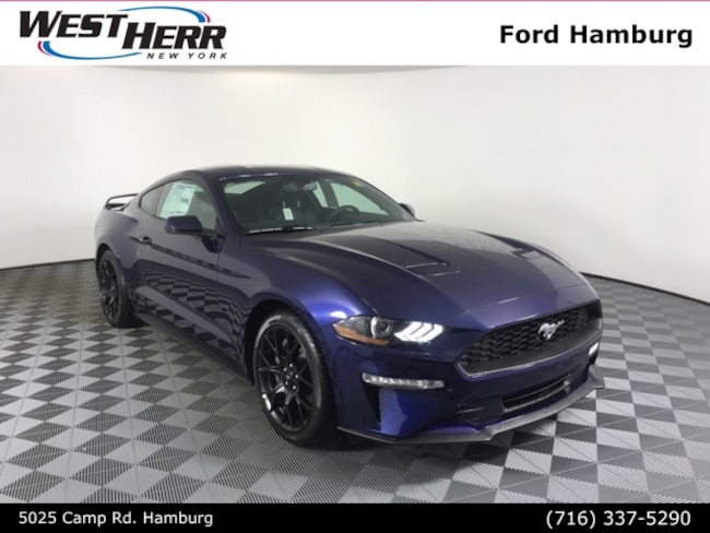 New 2019 Ford Mustang Ecoboost Premium Coupe for sale/lease in Hamburg, NY