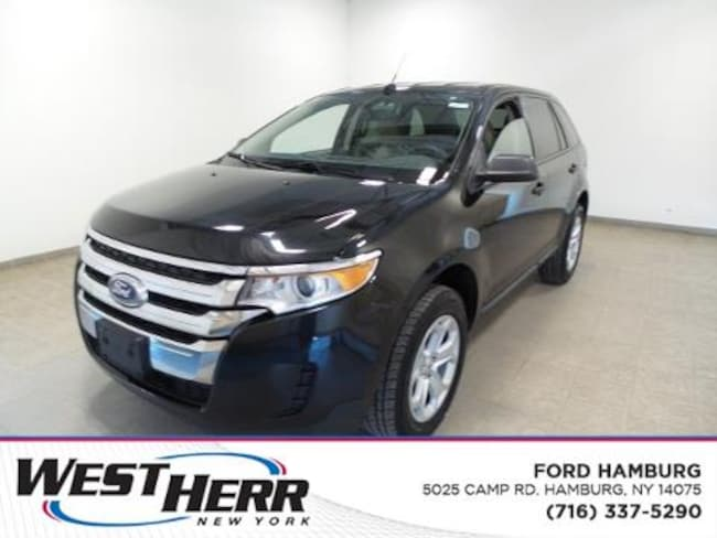 Bargain 2013 Ford Edge SE SUV in Hamburg, NY