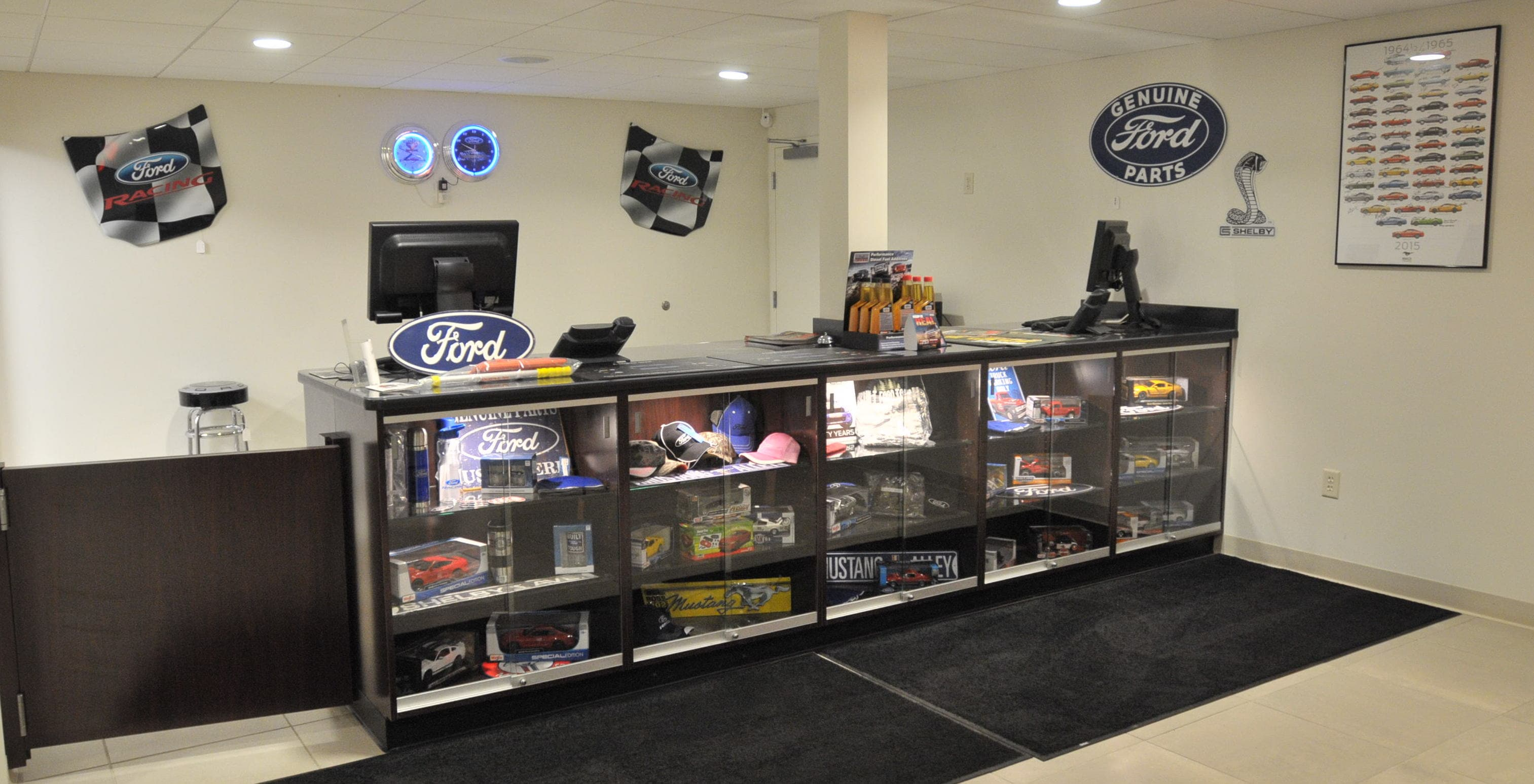 Customize your new ford car with auto parts offered by west herr ford hamburg