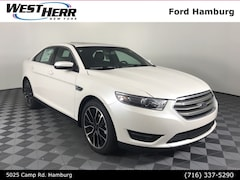 New 2018 Ford Taurus SEL Sedan 1FAHP2E88JG132513 in Rochester, New York, at West Herr Ford of Rochester