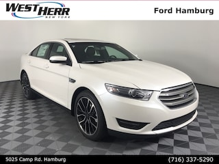 New 2018 Ford Taurus SEL Sedan in Hamburg, NY