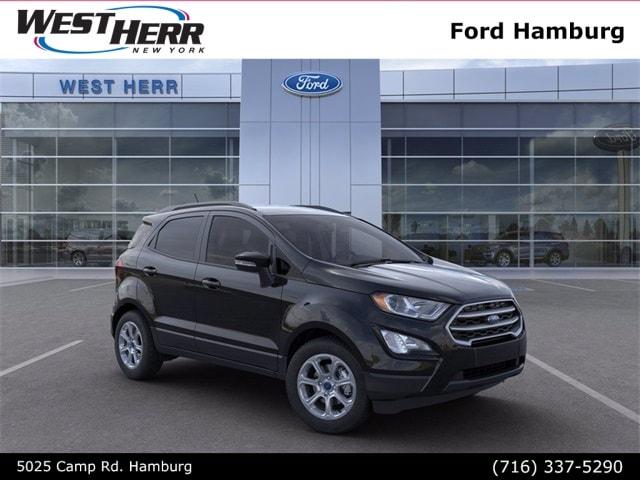 2021 Ford EcoSport Crossover