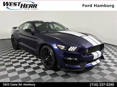 New 2018 Ford Mustang Shelby GT350 Coupe FHM183487 for sale in Hamburg, NY