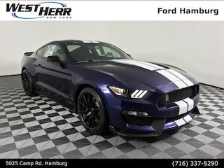 New 2018 Ford Mustang Shelby GT350 Coupe in Hamburg, NY