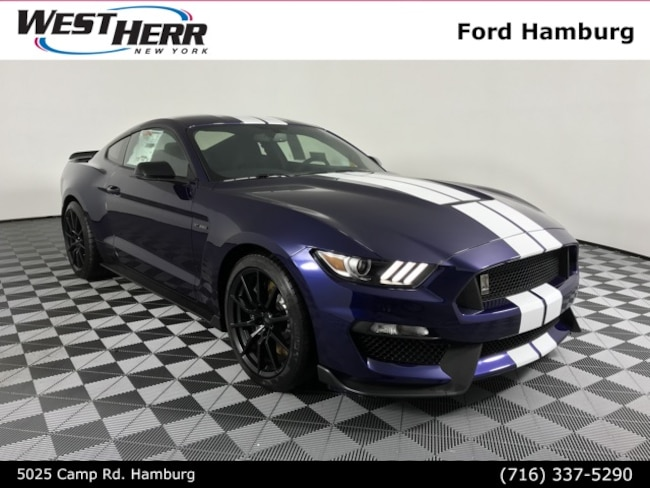 New 2018 Ford Mustang Shelby GT350 Coupe for sale/lease in Hamburg, NY