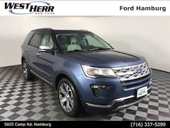 2019 Ford Explorer Limited SUV Buffalo