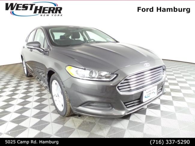 2016 Ford Fusion SE Sedan Used Car