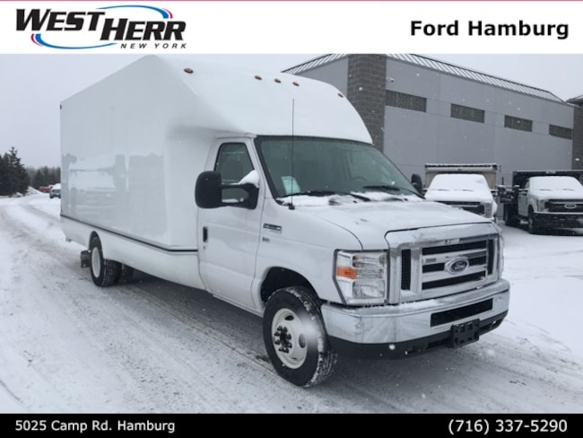 New 2019 Ford E-350 Cutaway 17 ft Aerocell Body Cab/Chassis Buffalo NY