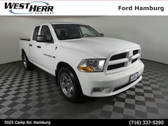 Used 2012 Ram 1500 ST Truck Quad Cab FHF183569A near Buffalo