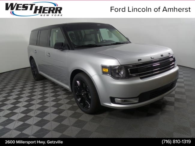 New 2019 Ford Flex SEL SUV Buffalo NY