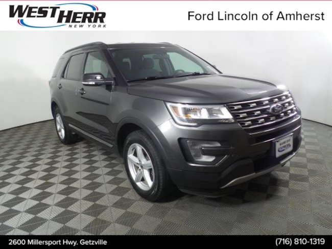 West Herr Ford >> Used 2017 Ford Explorer For Sale At West Herr Kia Vin