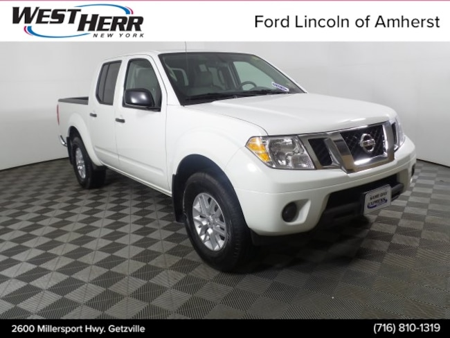 West Herr Used Cars >> Used 2019 Nissan Frontier For Sale At West Herr Honda In Lockport