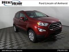 2019 Ford EcoSport SE SUV Buffalo