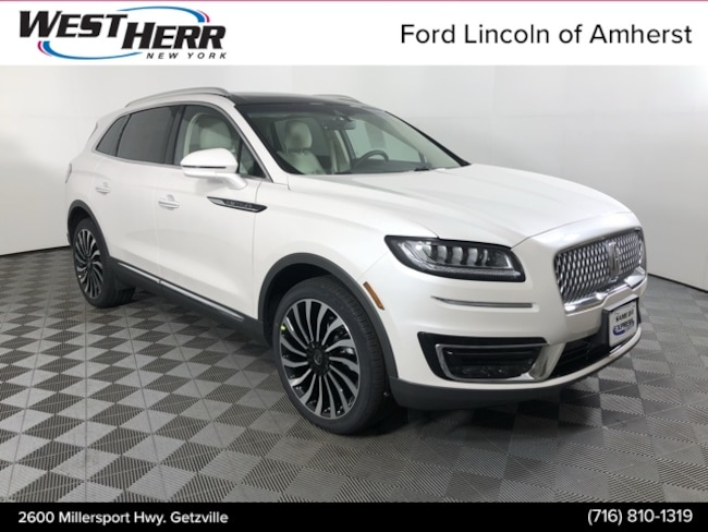 New 2019 Lincoln Nautilus For Sale In The Buffalo Ny Area West