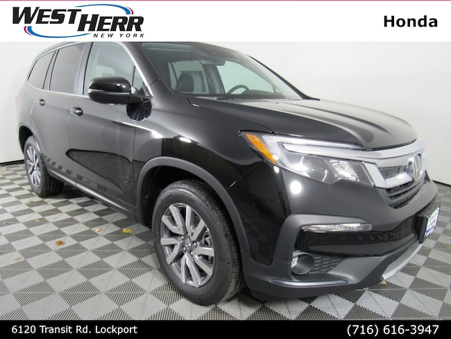New 2019 Honda Pilot EX-L SUV in Lockport, NY