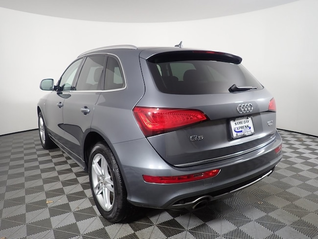 used 2016 audi q5 for sale at west herr honda in lockport ny near buffalo amherst ny. Black Bedroom Furniture Sets. Home Design Ideas