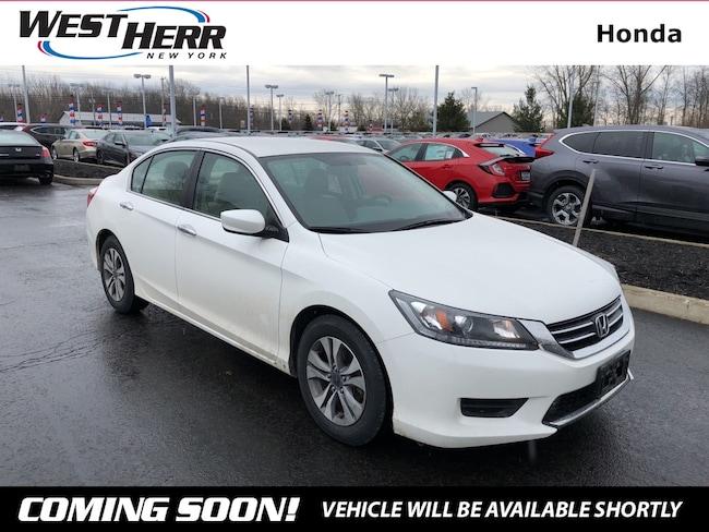 2014 Honda Accord LX Sedan Used Car