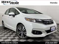 New 2020 Honda Fit EX Hatchback in Lockport, NY